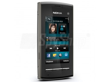 Nokia 5250 surveillance phone with GPS tracking for employers