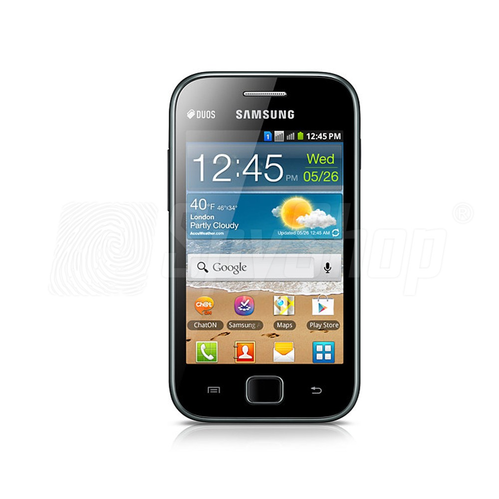 galaxy ace cell phone tracker