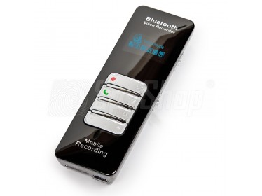 Phone call recorder - DVR-188 with Bluetooth technology