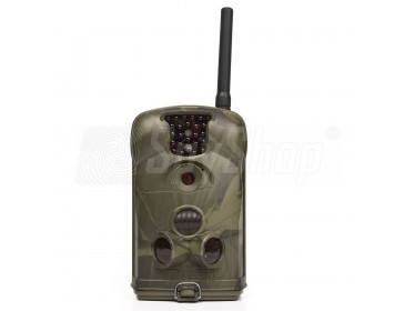 TV-6210M trail camera with free configuration and GSM module adapted to harsh conditions