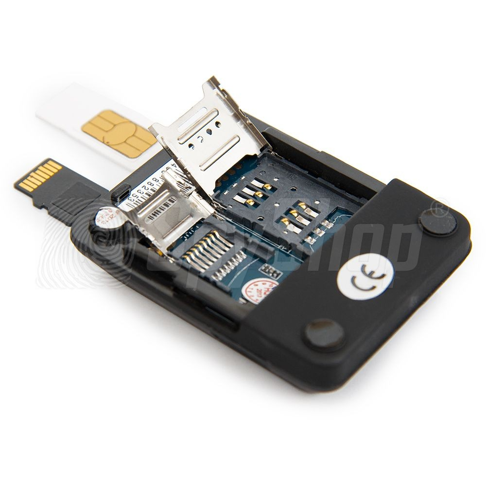 Gsm X009 Remote Camera With Audio Bug