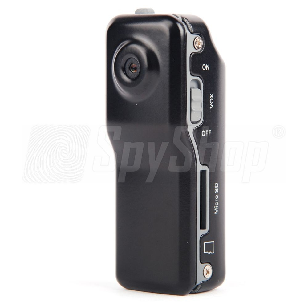Minidv Pd 55 High Quality Dvr Camera With Sound Activation Voice Activated Switch Vox Kit