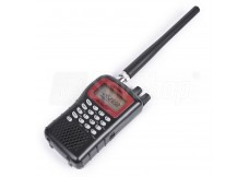 Handheld radio scanner - Uniden UBC69XLT-2 for RF signal interception