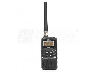 Digital radio scanner Uniden EZI33XLT for different applications