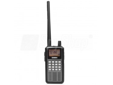 Bearcat scanner - Uniden 3500XLT for radio signal reception with broad frequency range