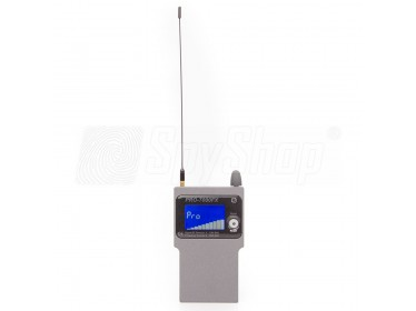 Digital Bug Sweeper for counter surveillance - PRO7000FX