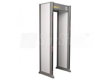 Professional walk through metal detector - Garrett PD 6500i
