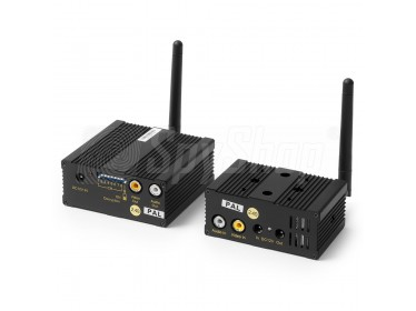 Wireless system for encrypted video transmission - W8CHS-2.4ED