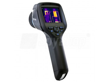 Infrared camera - FLIR E60 for industrial applications