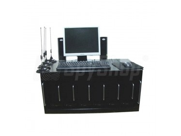 GSM 2G/3G/4G interception system - MaxxGSM