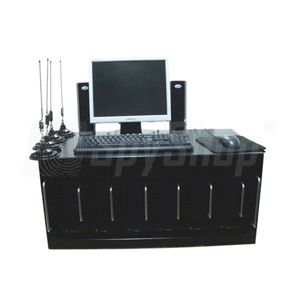 Maxxgsm Gsm 2g 3g 4g Interception System
