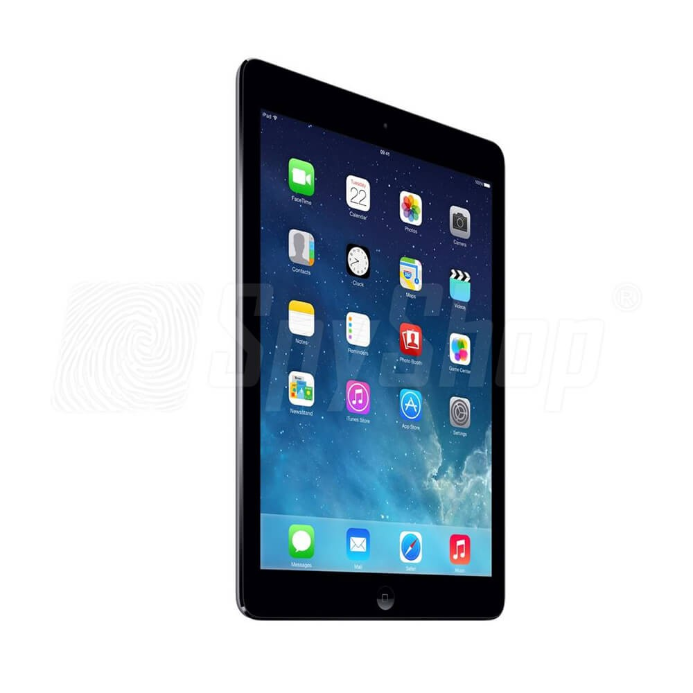 Gps Location And Recording Of Background Sounds Ipad
