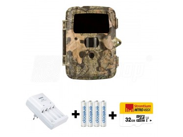 Set EX6001 - Phototrap for property surveillance with free configuration