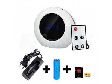 Discreet room monitoring - set DCRV8-01