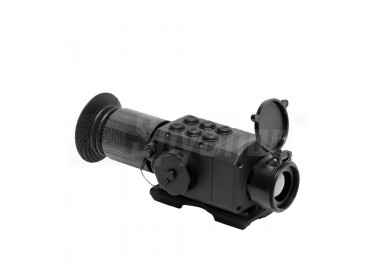 Professional thermal imaging clip-on system CTS-220 for short and medium distances