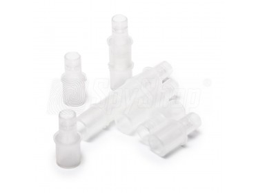 Replaceable mouthpieces for AL and CA-series breathalysers