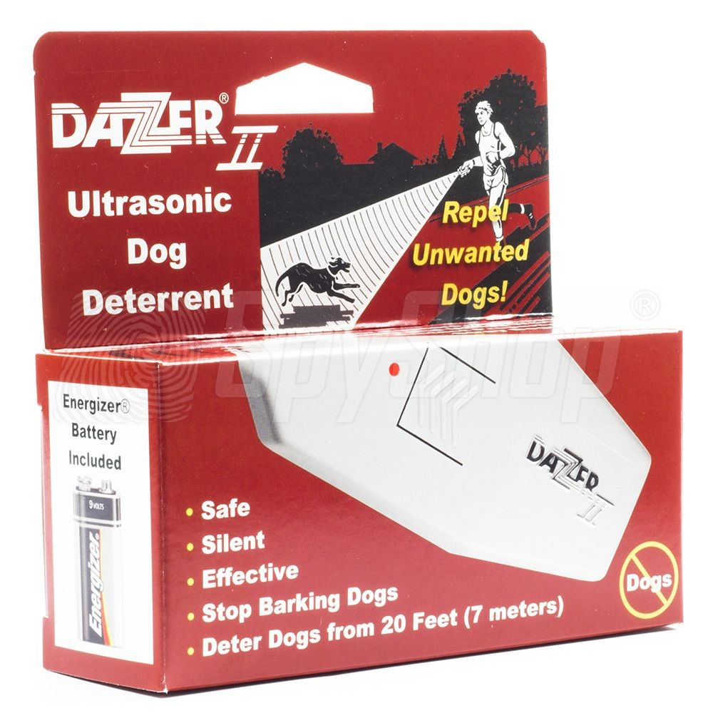 ultrasonic dog deterrent