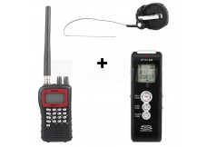 WSR-3 wiretap recording set
