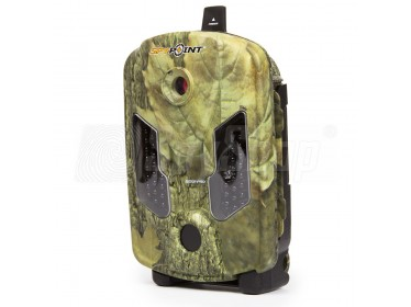 Wildlife trail camera SpyPoint Smart Pro with Intelligent Triggering Techlogogy