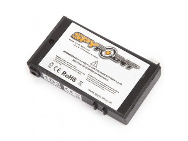 SpyPoint LT-C-8 scouting camera battery pack with charger