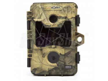 SpyPoint Iron-10 trail camera with IR illuminator and free configuration
