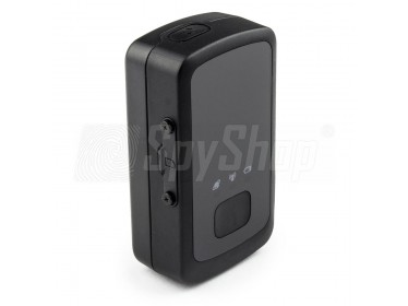 Waterproof GPS tracker - GLONASS GL300 with GPS transmitter and 1 year subscription