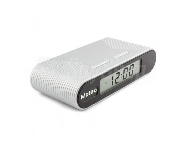 Hidden camera clock Lawmate PV-FM20 with IR illuminator