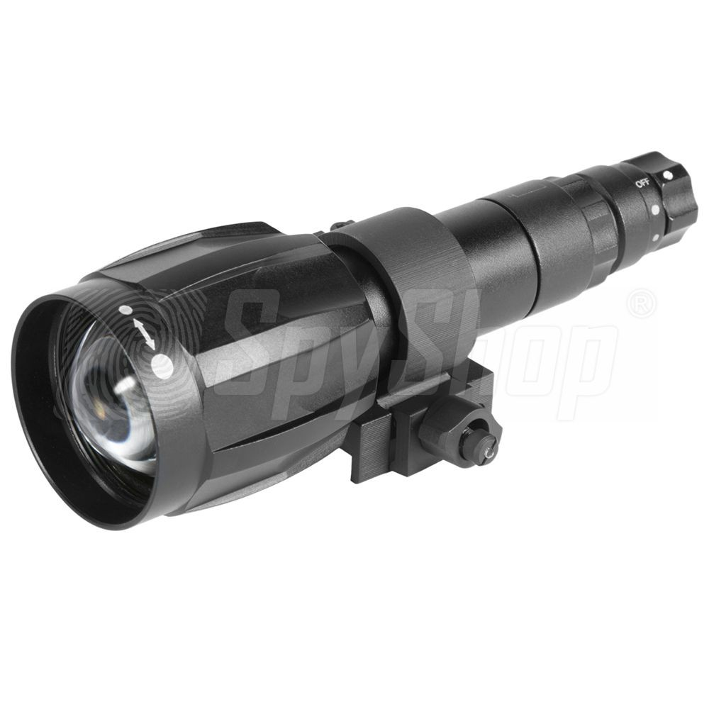 Armasight XLR850 IR illuminator with a very long range