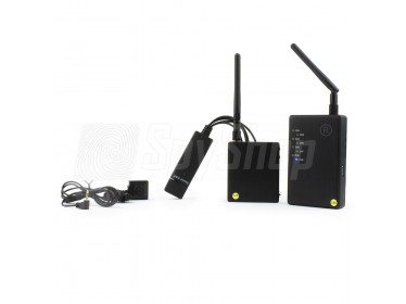Wireless communication system Lawmate PVK-001 for audio-video conversations