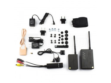 PVK-001 Pro+ audio and video transmission set