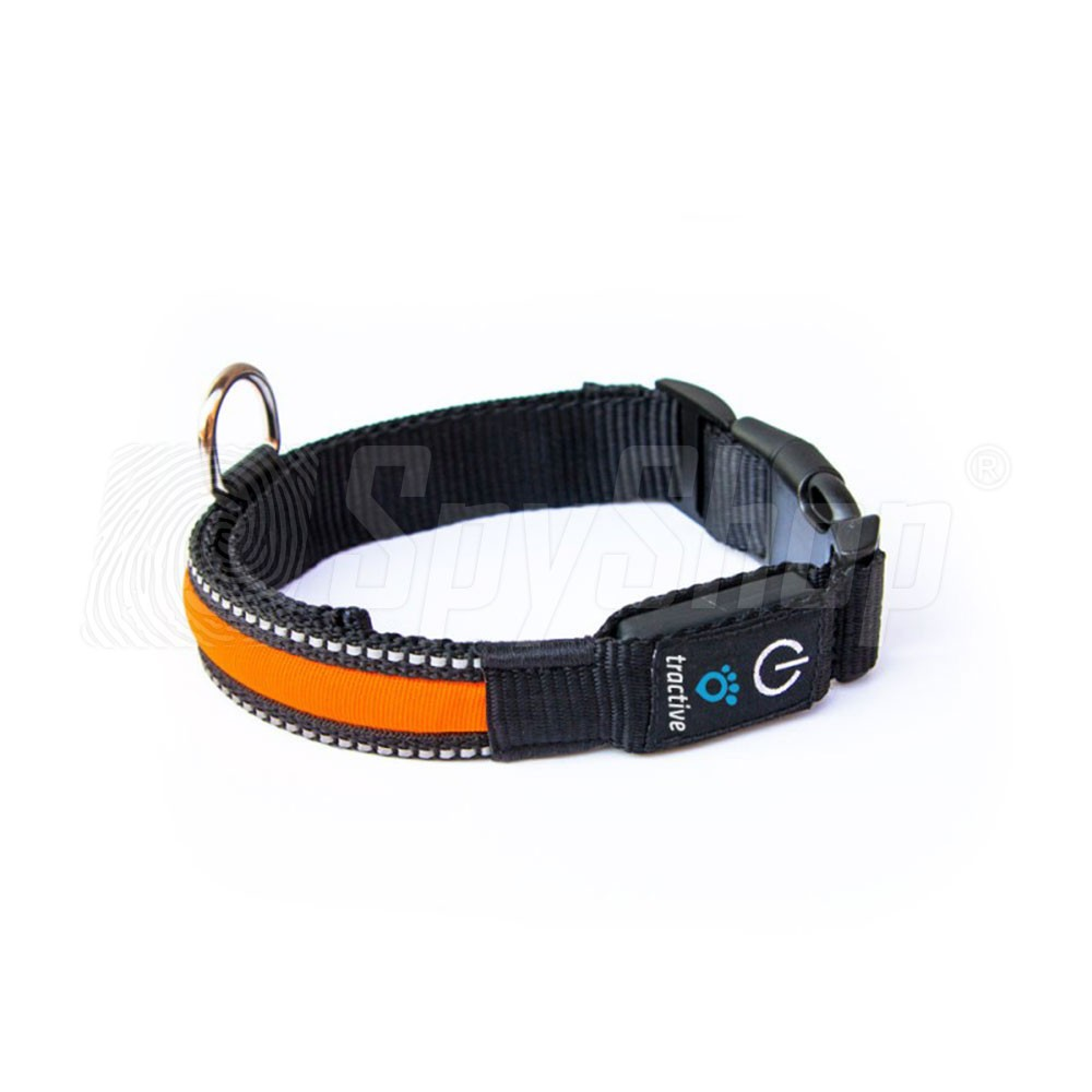 Collar for dogs for Tractive GPS Tracker