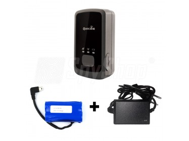GPS company cars tracking kit with a free subscription for 1 year - GL300-01
