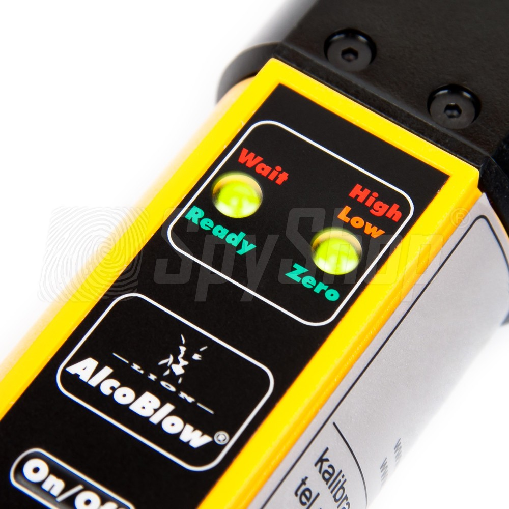 Alcoblow A Breathalyzer The Police Use