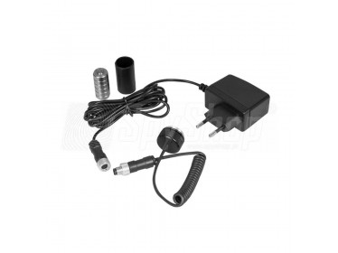 AC adapter for IR illuminators by Laserluchs