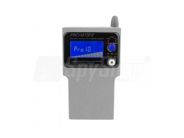 PRO-M10FX - Wideband RF and GSM/3G detector