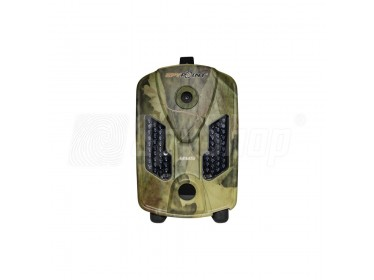 SpyPoint trail camera with a GSM module, free configuration and Configured MMS