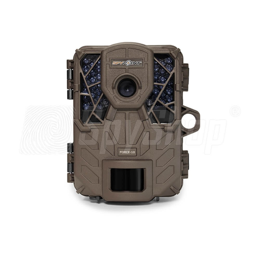 Spypoint Force 10 Wildlife Camera Trap With A Free