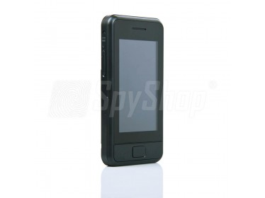 Spy cam PV-900FHD hidden in a dummy of a smartphone