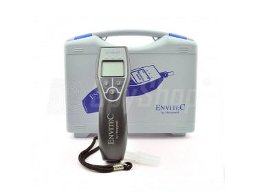Portable breathalyser for the police - AlcoQuant 6020 Plus