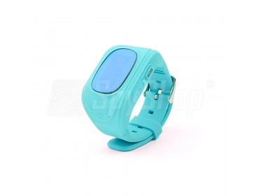 GPS locator for a child W2 hidden in a watch