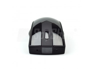 Covert camera Lawmate PVMU10 hidden in a computer mouse with PIR motion sensor