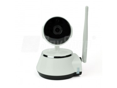 Security IP camera BC-10 for discreet round-the-clock home monitoring