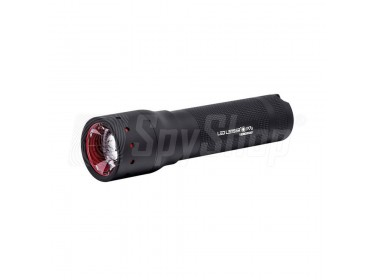 Ledlenser P7.2 professional LED torch with a precise light beam
