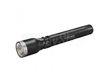 Tactical torch Ledlenser M17R for security services and hunters