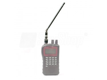 Wideband telescopic antenna Nagoya Na-707 for Uniden scanners