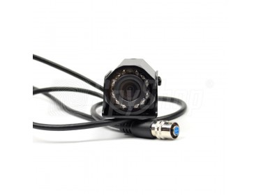 Car camera HC-05 for trails and unloading monitoring