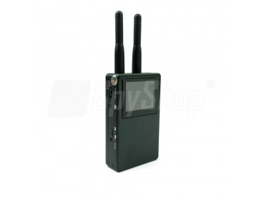 Camera detector Lawmate WCH350X with a built-in image recorder