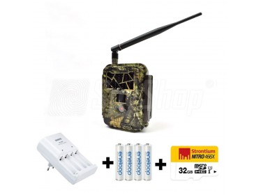 Professional forest camera with free configuration in set OPS CB-01