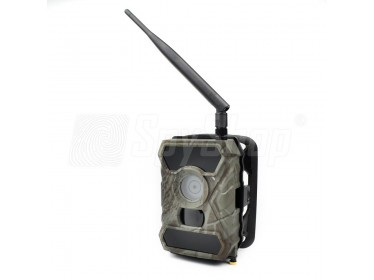 Digital trail camera B2 for outdoor monitoring with a GSM module