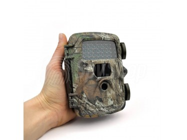 Motion activated camera Covert MP8 for night and day forest monitoring
